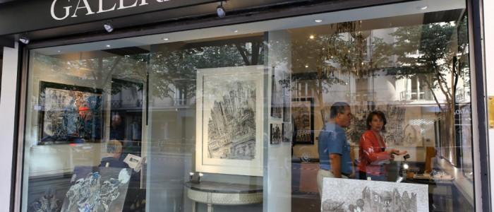 galerie XF Paris