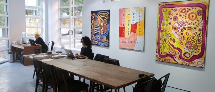 APY Art Centres, Sydney